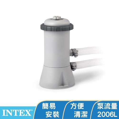 INTEX 游泳池濾水器#C530 (2006L/hr) (28603)