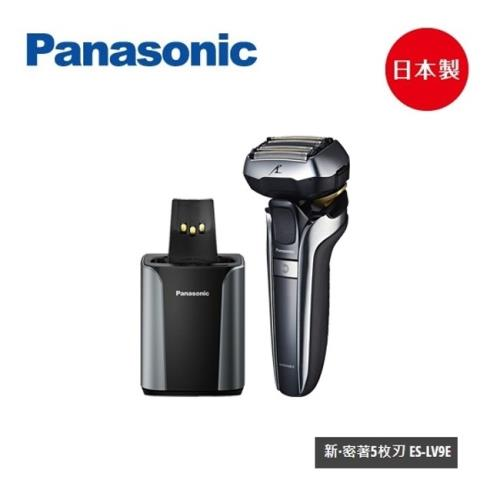 Panasonic國際牌5D刀頭電鬍刀刮鬍刀ES-LV9E-S/