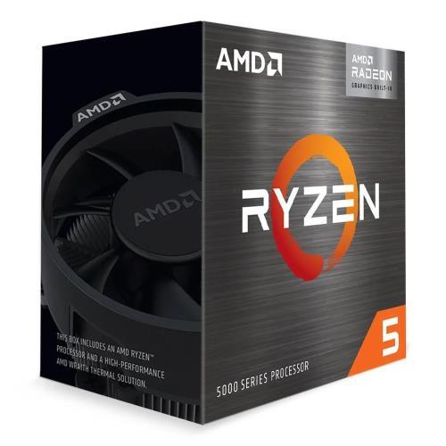 AMD Ryzen 5-5600G 3.9GHz 六核心處理器 R5-5600G (內含風扇)