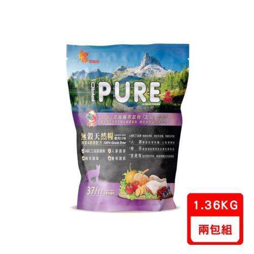 (買就送寵鮮食零食*1包)加拿大PURE