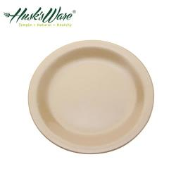 【Husk's ware】美國Husk's ware稻殼天然無毒環保圓盤11吋(3入組)