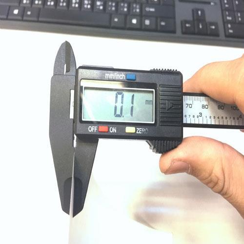 【HANLIN-1052】液晶大螢幕 游標尺/游標卡尺 隨量隨即顯示