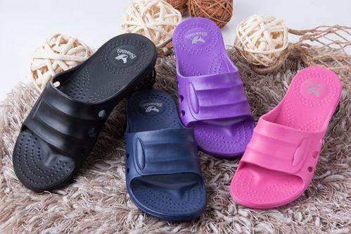 【台灣製!】EVA室內室外浴室沙灘萬用拖鞋(6雙特惠組)