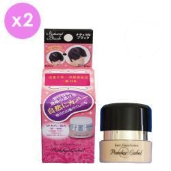 《powder Label》日本進口頭皮蜜粉(自然黑)x2
