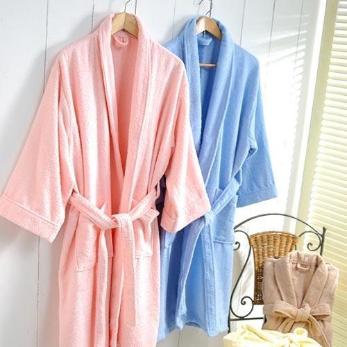 五星級飯店專用睡浴袍(1入)