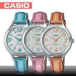 【CASIO 卡西歐】送禮首選-時尚女錶_鏡面3.2cm(LTP-1393L)