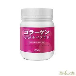 草本之家-特淨白魚膠原胜肽粉200克X1罐