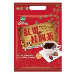 薌園 紅棗桂圓茶 (10g x 18入) x 12袋