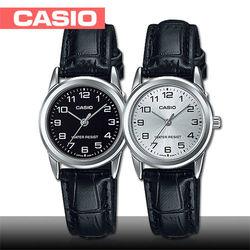 【CASIO 卡西歐】送禮首選-簡約時尚女錶_鏡面2.5cm(LTP-V001L)