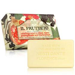 Nesti Dante  義大利手工皂-天然鮮果系列-石榴和黑醋栗(250g)*2入