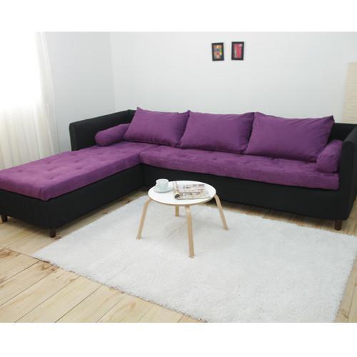 【IDeng】微調愛戀 L型組合式沙發椅