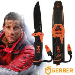 Gerber 貝爾求生系列軍用級固定直刀