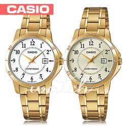 【CASIO 卡西歐】送禮首選-時尚氣質女錶_鏡面3cm(LTP-V004G)