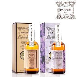 Parfum 巴黎帕芬 經典香水摩洛哥胜肽護髮油100mlX2(3款可選)