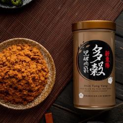 新東陽 多榖黑豬肉鬆(255g/罐)