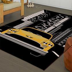 【范登伯格】都會風現代地毯-TAXI-140x200cm