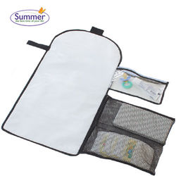 【美國Summer Infant】可攜式多功能換尿布墊-行動