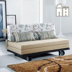 【AT HOME】海倫鴕色沙發床
