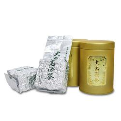 【台灣茗茶】頂級大禹嶺高冷茶2入禮盒