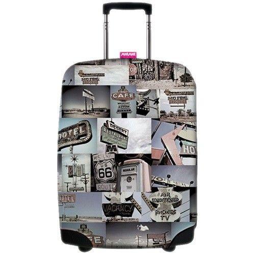 【SUITSUIT】行李箱套-行動