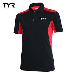 美國TYR 男款透氣排汗POLO衫 Enrique Polo Tee 台灣總代理