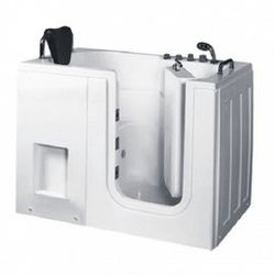 【海夫健康生活館】開門式浴缸102-A 基本款 (100*78*95cm)