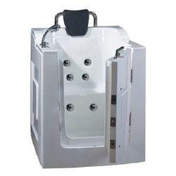 【海夫健康生活館】開門式浴缸 101B-A 基本款 (105*85*108cm)