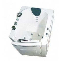 【海夫健康生活館】開門式浴缸 外開式 101-A 基本款 (95*85*100cm)