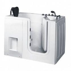 【海夫健康生活館】開門式浴缸 內開式 105-A 基本款 (120*78*90cm)