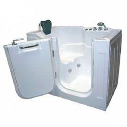 【海夫健康生活館】開門式浴缸 104-A 基本款 (130*80*104cm)