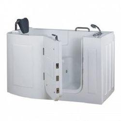 【海夫健康生活館】開門式浴缸 106-A 基本款 (152*81*100cm)