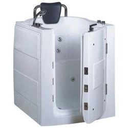 【海夫健康生活館】開門式浴缸 110-A 基本款 (95*80*100cm)