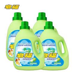 皂福 洗衣皂精 (3300g x 4瓶)