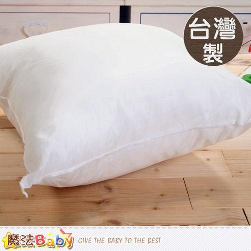 魔法Baby 台灣製55x55cm抱枕枕心~id135-9
