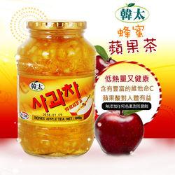 【韓太】韓國黃金蜂蜜蘋果茶 1KG