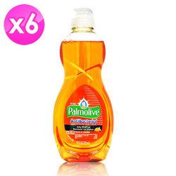 【美國 Palmolive】濃縮洗碗精-柑橘香 295ml/10oz ( 6入組 )