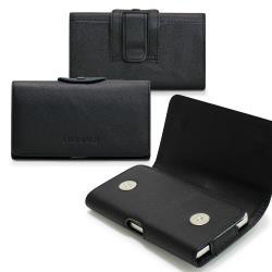 CB Apple iPhone SE2 /iPhone 7 / i7 4.7吋 精品真皮橫式腰掛皮套