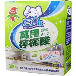 白象 萬用 檸檬酸 300g x6組