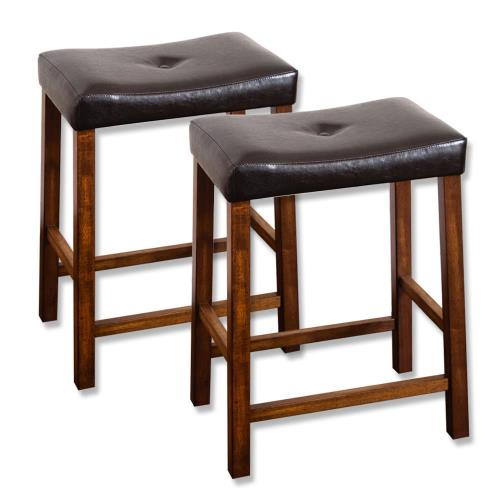 Boden-簡約吧檯椅2入組(三色可選)