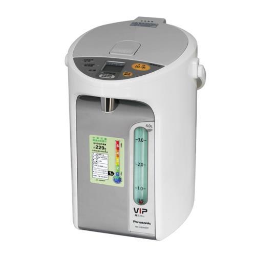Panasonic國際牌4公升節能保溫熱水瓶NC-HU401P/