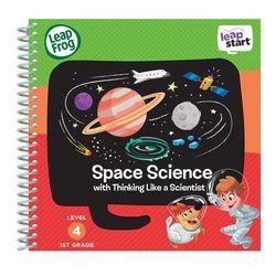 美國【LeapFrog 跳跳蛙】LeapStart Sr.全英兒童行動學習書籍 兒童5- 宇宙大探索