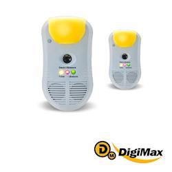 DigiMax★UP-11T 強效型三合一超音波驅鼠器  《超值 2 入組》[有效打擊頑固鼠患][ 使用範圍約50坪 ][黃光驅蚊][防止登 革 熱]