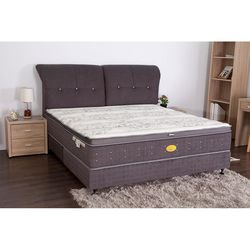 DEREK極緻天絲獨立筒床組-雙24