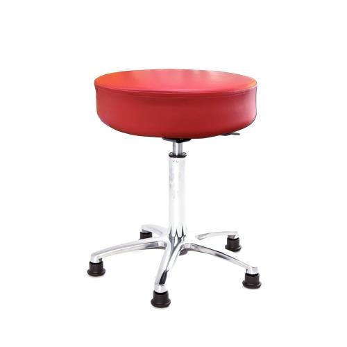 GXG 圓凳款 工作椅 (鋁合金腳座) TW-T01 LU