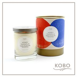 【KOBO】美國大豆精油蠟燭 - 甜蜜蘭香(330g/可燃燒70hr)