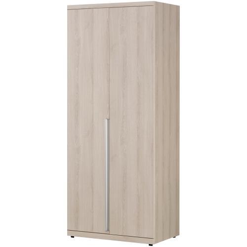 Boden-薩多2.7尺二門衣櫃(雙吊)
