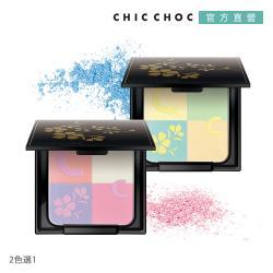CHIC CHOC 櫻的美姬光感蜜粉餅(送粉餅盒)