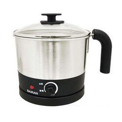 BAIRAN白朗 1.5L304不鏽鋼快美食鍋 FBSP-D06