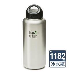 美國Klean Kanteen 寬口冷水瓶1182ml