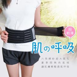【Yi-sheng】護脊板導流網腰帶破盤版